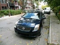 Nissan - Sentra - 2007 Automatic 4 cyl 2 Lit  Montreal