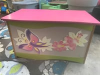 Butterfly Toy Chest