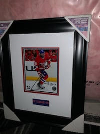 Authentic hand signed PK Suban picture frame Vaughan, L4L 9A2