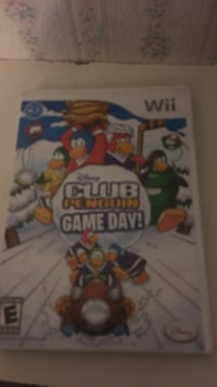 nintendo wii disney club penguin game day Rolling Meadows, 60008
