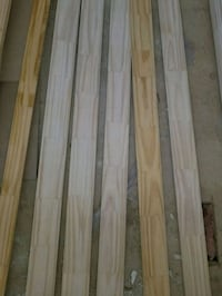 4 inch wide pine baseboard and window trims for sa Toronto, M6L 1G6
