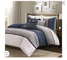 BRAND NEW 6PCS Queen Bed Set