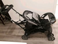 Baby Trend, Sit N Stand stroller for sale. Maple Ridge, V2X 2Z5