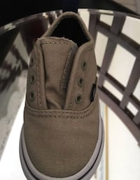 Tan vans for toddlers size 6 Torrance, 90501