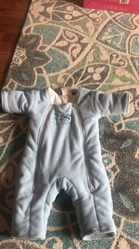 Magic Merlin Sleep Suit small