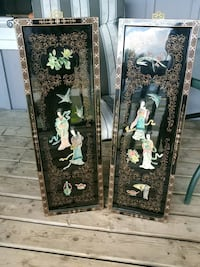 Oriental wall plaques Waterford, N0E 1Y0