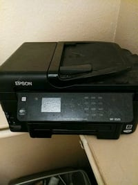 black Epson multi-function printer Las Vegas, 89102