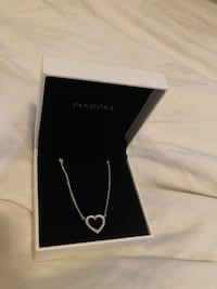 Pandora necklace Langley, V3A 8S7