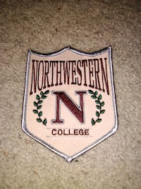 Northwestern College Patch Savannah, 64485