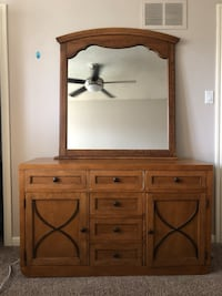 Dresser with Mirror Mississauga, L5H 3W4