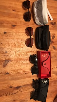 Oakley and Rayban sunglasses Fort Erie, L0S
