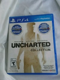 Uncharted The Nathan Drake Collection PS4 game  Hamilton, L8M 2J6