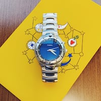 Fossil Blue colour-changing watch Toronto, M5L 2W4