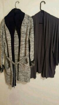 Cardigan both XL $13 for both Mississauga, L5V 1W6