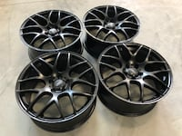 "18"" R01 new wheels (Audi cars) Calgary, T3N 1A6"