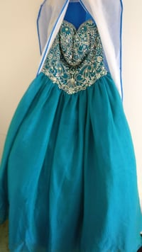 Plus size ball gown size 26  Hanover, 21076