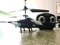 black and green RC helicopter Owosso, 48867