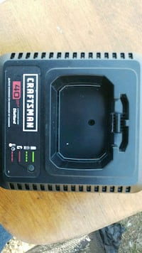 black Craftsman battery charger Baltimore County, 21085