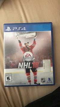 Nhl 15 ps4 game case Kitchener, N2K