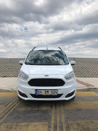 Ford - Courier - 2017 Buca