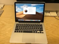 "2015 MacBook Pro 13"" Greater Vancouver, V6S"