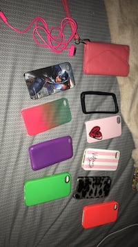 iPhone 4 cases and charger  Pawtucket, 02861