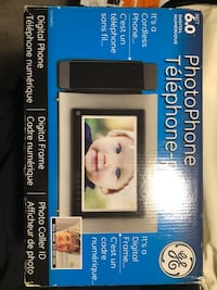 Cordless Phone with Picture Caller ID Read Below: