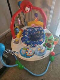 Fisher price jumperoo  Virginia Beach, 23462