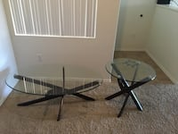 Coffee and end table set  Chandler, 85286