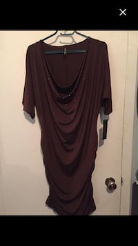Brand new with tags dress size M must sell