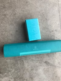 Yoga mat and block  Fort Mitchell, 36856
