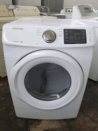 SAMSUNG electric dryer working perfectly  Baltimore, 21223