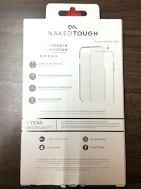 Case-Mate NAKED TOUGH Clear Phone Case iPhone 6/6S 485 km