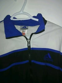 blue and white zip-up jacket Barrie, L4N 8B6