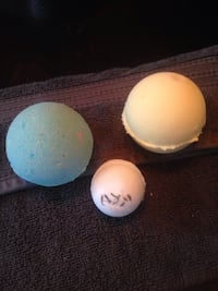 Homemade scented Bath bombs Brampton, L6W