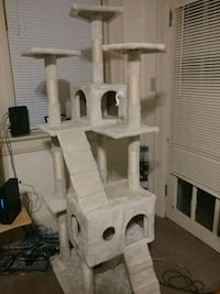large cat condo. like new. You come get it.