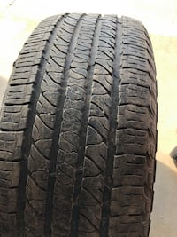 265/60/20 Excellent All season tires 7.5/32 life left fit suv it Truck Edmonton, T5X 6G2