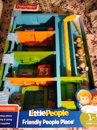 toddler's assorted color plastic toy lot