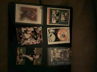 assorted baseball player trading cards Nashville, 37013