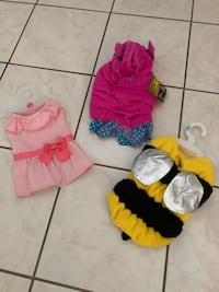 Clothing / Costumes for Small Dog