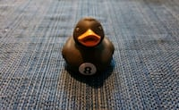 Rubber Duck Toy - 8 Ball