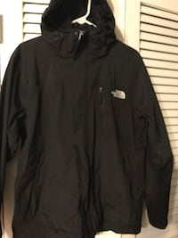 The North Face rain coat Silver Spring, 20902