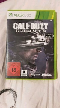 Call of Duty Ghosts Xbox 360 Spieletui Salzgitter, 38259