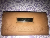Brown leather Marc New York wristlet American Canyon, 94503