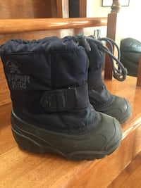 Toddler size 9 winter boots kamik Brampton, L6R