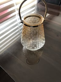 brown and gray table lamp Laval, H7W 0G1