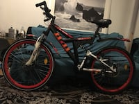 McKenzie Hill 600 Mountain bike with full suspension and disk brakes  Washington, 20010