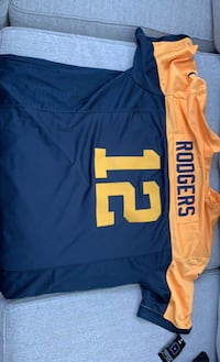 Rodgers Nike Jersey Westminster, 21157
