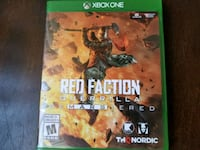 Red Faction Guerrilla Remastered Xbox One Valley Stream, 11580