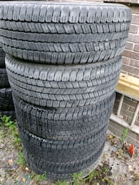 5 used Goodyear tires Summerville, 29483